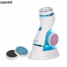 Electric Foot Massager Feet Pedicure Tools Waterproof Callus Deadskin Removal Health