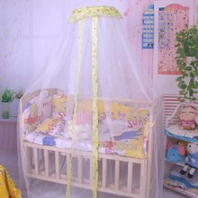 1 PC Summer AutumnBaby Infant Nursery Mosquito Bedding Crib Canopy Net Hanging Dome T30