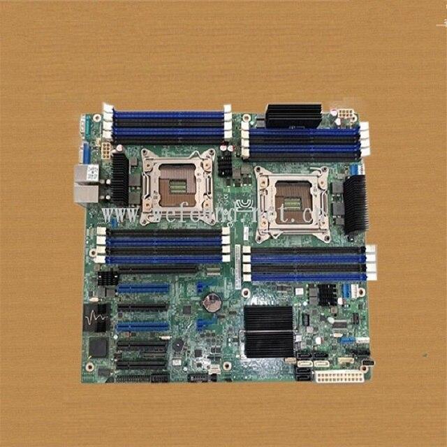 100% de Travail serveur Carte Mère pour S2600CP 2011 e5-2680 x79 Entièrement Testé