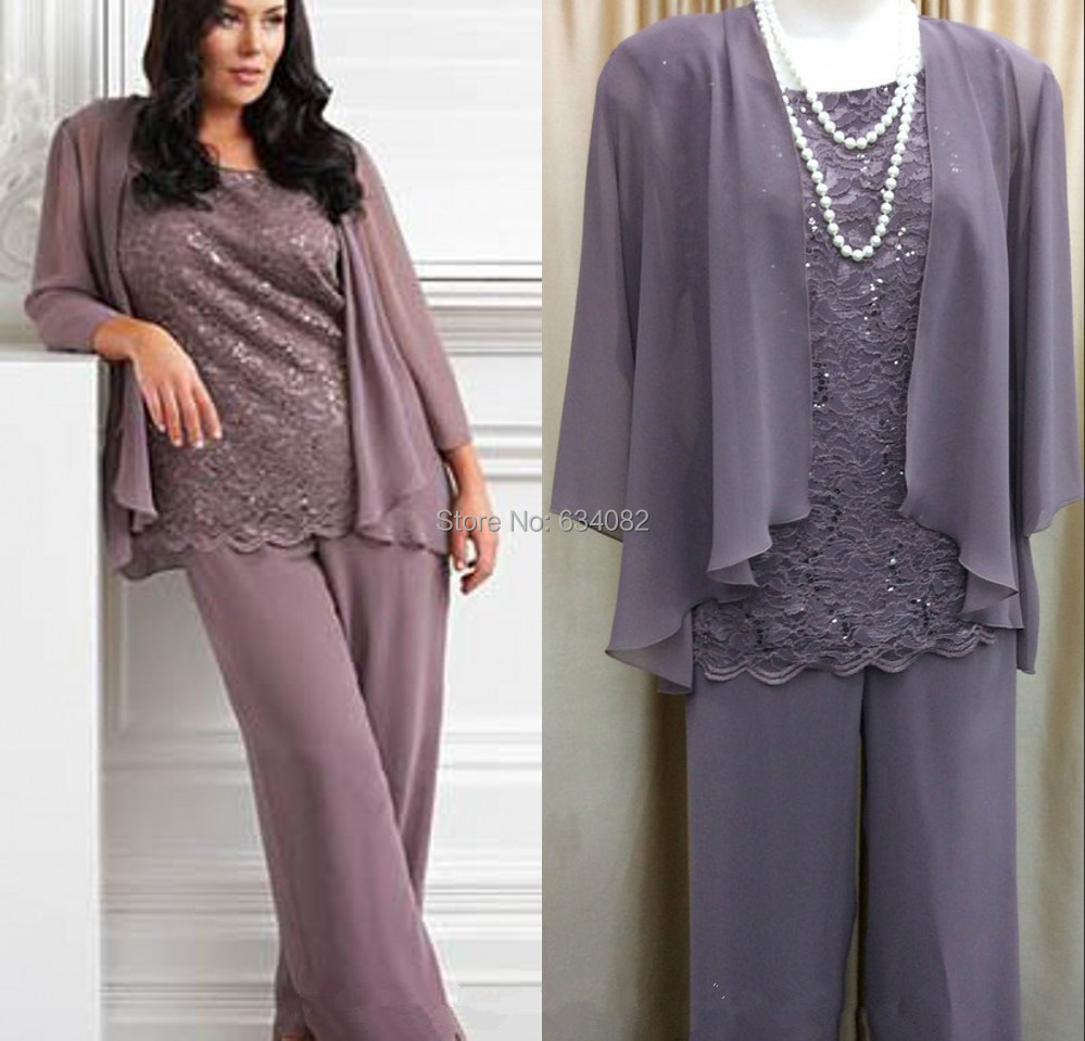 Popular Mother Bride Formal Pant Suits-Buy Cheap Mother Bride ...