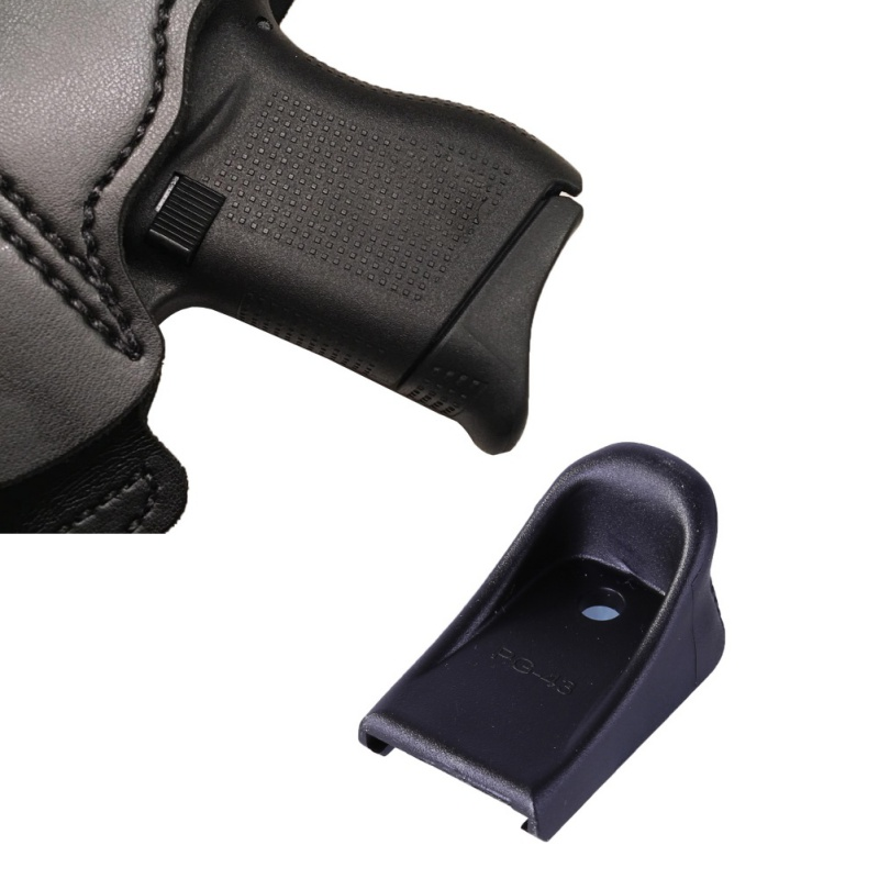 Hunting Tactical Glock  Extension Plus Base Extension Base Pad For  Pearce Grip Extension For Glock 43 Hunting Accessories