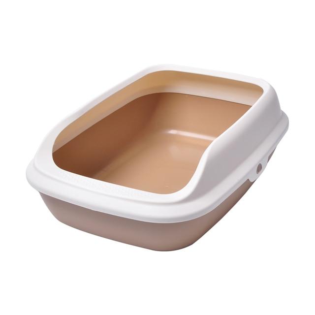 Semi-open Cat Toilet + Scoop 5