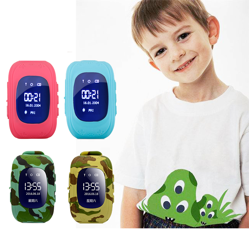 Q50 Kids Smart Watch for children Smart Baby Watch Kids GPS Call Location Tracker Voice Message Remote Monitor Sleep Tracker C9#