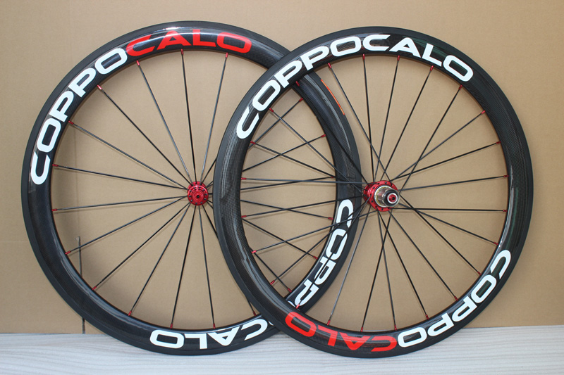 700C 50mm depth Road carbon wheels 25mm width bike clincher tubular carbon wheelset with powerway R36