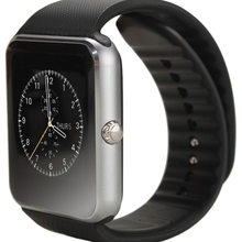 Smart Watch GT08 Clock Sync Notifier Support Sim Card Bluetooth Connectivity for IOS Android Phone font