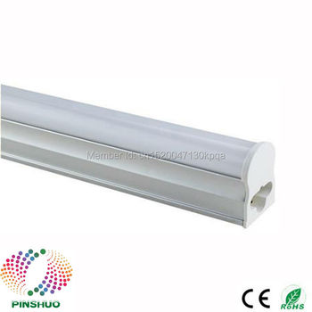 (10PCS/Lot) High Bright Samsung Chip Warranty 3 Years 3ft 0.9m 14W LED Tube T5 900mm Fluorescent Lights Lamp Daylight