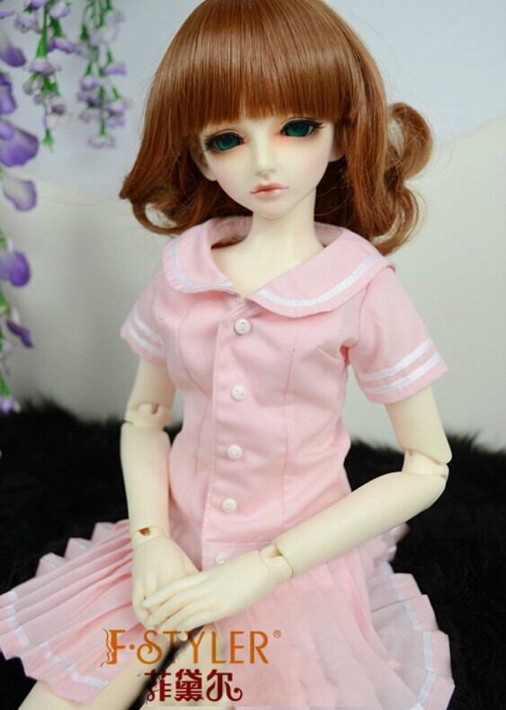 BJD doll clothes SD MSD YOSD Doll clothes Doll dress fashion nighty for bjd 1 6 yosd 1 4 msd 1 3 sd17 uncle doll clothes accessories