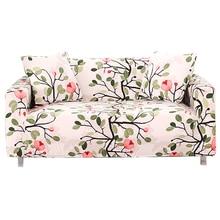 Чехлов диван Плотно Обернуть все включено скольжению секционные упругой полный Диван Обложка/полотенце одного/два /три/Четыре местный