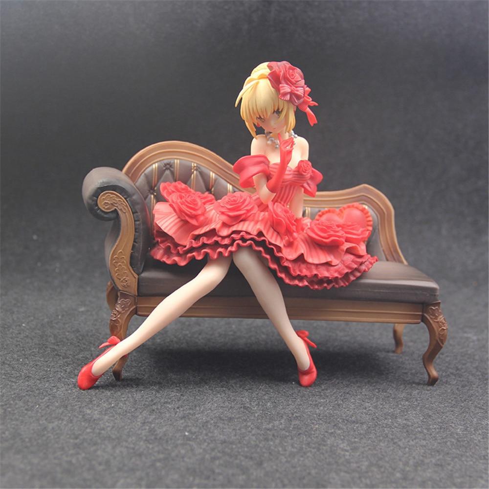 Torankusu Aquamarine Fate/EXTRA Encore Nero Claudius Model