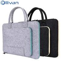 Ollivan 11 12 13 14 15 16 17 Inch Laptop Sleeve Bag Computer Notebook Briefcase Cases