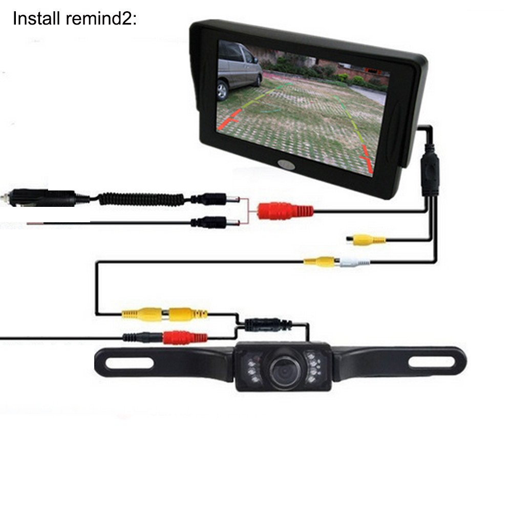 Rear View Camera for cars  10