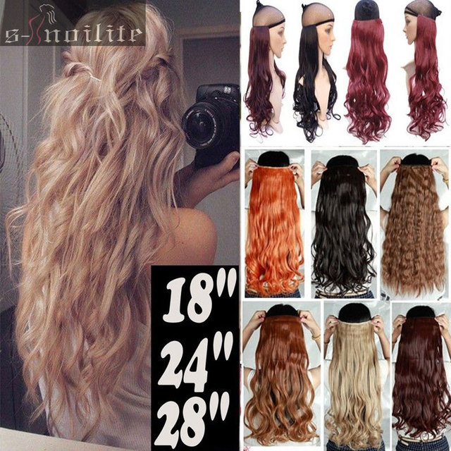 Super long 50 colors 18 28 inches curlywavy hair piece 34 18 28 inches curlywavy hair pmusecretfo Images