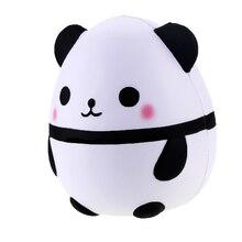 Eco-Friendly Panda Squishy Toy