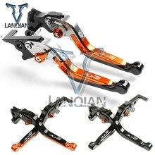 цена на Universal CNC 22mm Motorcycle Brake Clutch & Levers Master Cylinder Reservoir lever clutchs For duke 790 levers moto