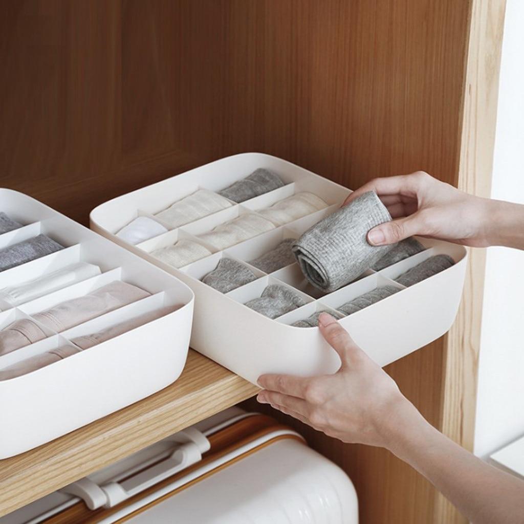 Home Underwear Storage Box Close-Fitting Clothing Desktop Finishing Box