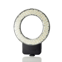 NEW selfie Circle LED ring light Professional 7W 800LM mini USB Rechargeable makeup phone Stand Tripod camera Photography Light