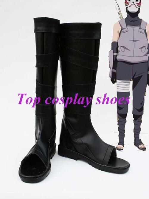 Naruto High Top Ninja Shoes