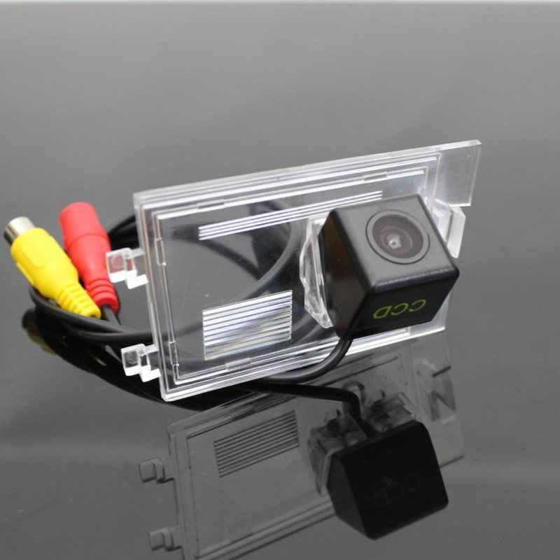 Lyudmila para Jeep Liberty Compass Grand Cherokee/cámara de Vista trasera de estacionamiento para coche/HD CCD visión nocturna/cámara de marcha atrás