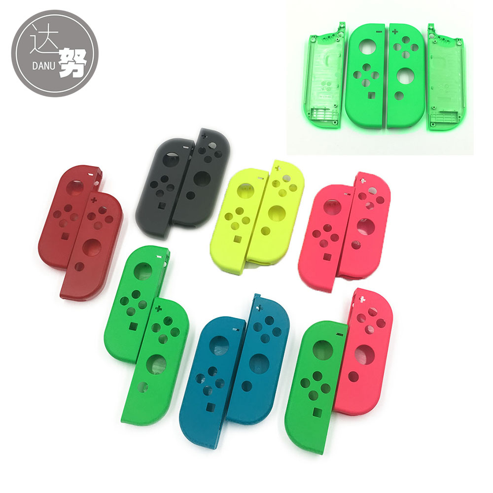 10sets For Nintendo Switch Joy Con Shells L R Plastic Housing Case Skin