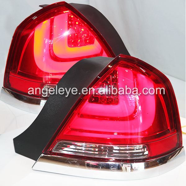 For Ford Crown Victoria Led Tail Lamp Rear Lights Back Light 2006 Year Red Color Yz