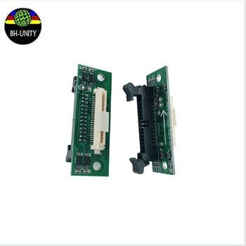 3pcs/lot Inkjet printer spare parts Allwin Human Konica KM512 connector card Konica Minolta printhead transfer card
