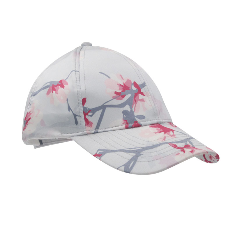 Fashion Baseball Cap Men And Women Casual Quick-Drying Printing Breathable Adjustable Sun Hat Popular