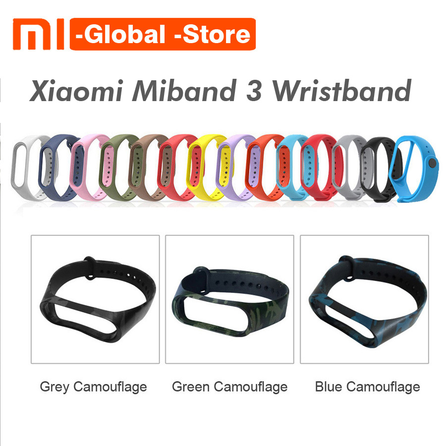 Xiaomi miband 3 mi band 3 Colorful Wristbands Smart Band Strap Strong Protective Screen Film for Xiaomi mi band 3 цена