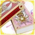 56 шт. Card Captor Sakura KINOMOTO сакура cardcaptor Карты НАБОР [Comic Ver] Клоу, палочка, уплотнения, звезда косплей
