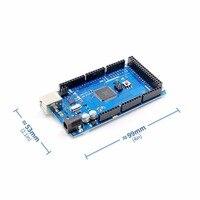 1pcs KJ296 Arduino Mega 2560 R3 ATmega16U2 Development Board USB Cable Diy Starter Kit ATmega2560 Mega2560