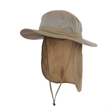 73b6f543bc6 2018 Outdoor Hiking Camping UV Protection Face Neck Cover Fishing Cap Visor Hat  Neck Face Flap