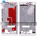 1PCS Original For Huawei Ascend P7 Front Screen Housing Frame Bezel Replacement Parts White/Black