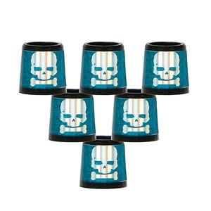 Image 3 - Embouts de golf crâne pour fers et cales spécification: intérieur * supérieur * taille extérieure 9.3*15*13.8mm livraison gratuite