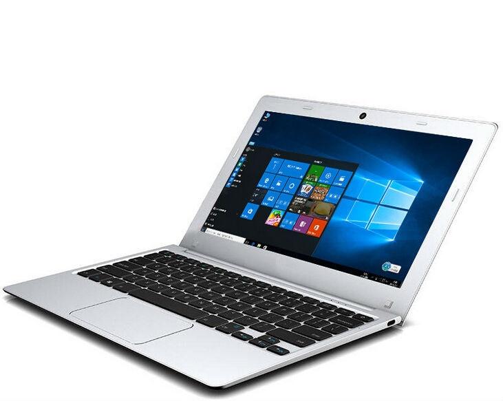 "11.6"" Windows 10 Portable PC laptop computer Notebook 4GB 2GB RAM 64GB 128GB SSD Aluminum Laptop"