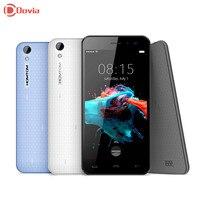 HOMTOM HT16 смартфон 3G 5,0 дюймов Android 6,0 mt6580 четыре ядра сотовый телефон 1G RAM 8G ROM 3000 мАч 5.0MP Камера мобильного телефона