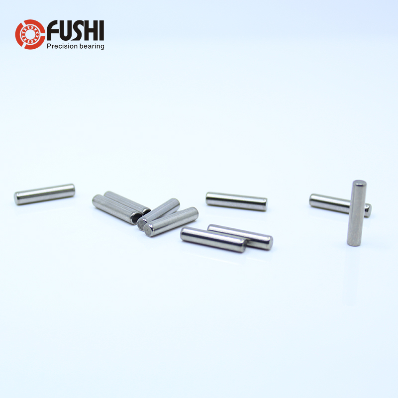 5.8/7.8/11 *2 Mm 50 PCS Loose Needle Roller High Carbon Chromium Cylindrical Pin Roller SUJ2 Parallel Pins