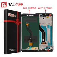 For Huawei P8 Lite 2017 Lcd Screen Display And Touch Screen With Frame Parts Replacement For