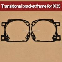 Bracket Holder Frame for IX35 2010 2013 to Replace Q5 Koito HL G3/G5 HID Bi xenon Projector Lens Headlight Retrofitting