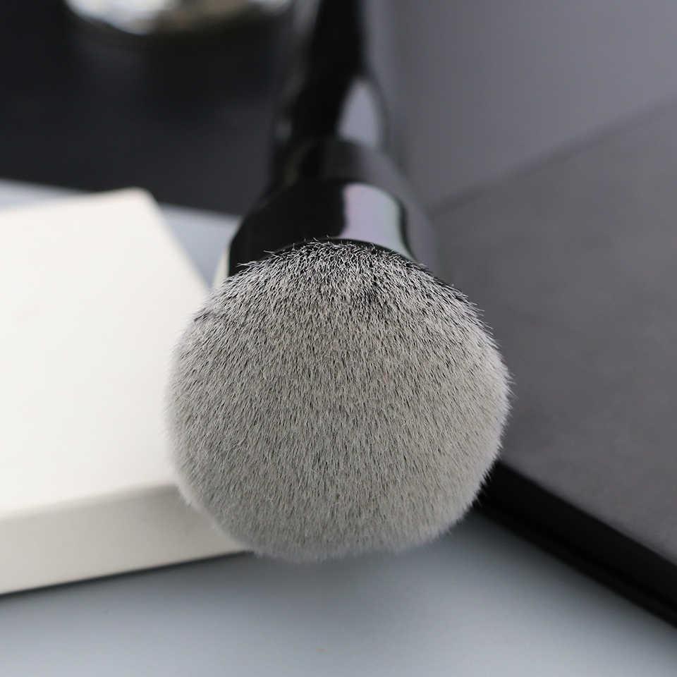 ביילי 1 חתיכה סינטטי שיער קרם אבקת קרן ארוך ידית אחת איפור מברשות 804 #