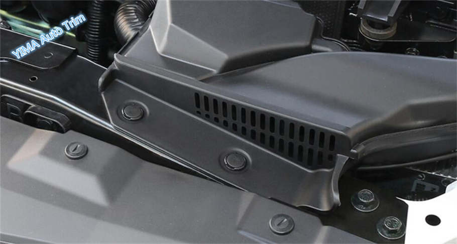 Accessories For Nissan Qashqai J11 2014-2018 Engine Warehouse Air Inlet Vent Kit