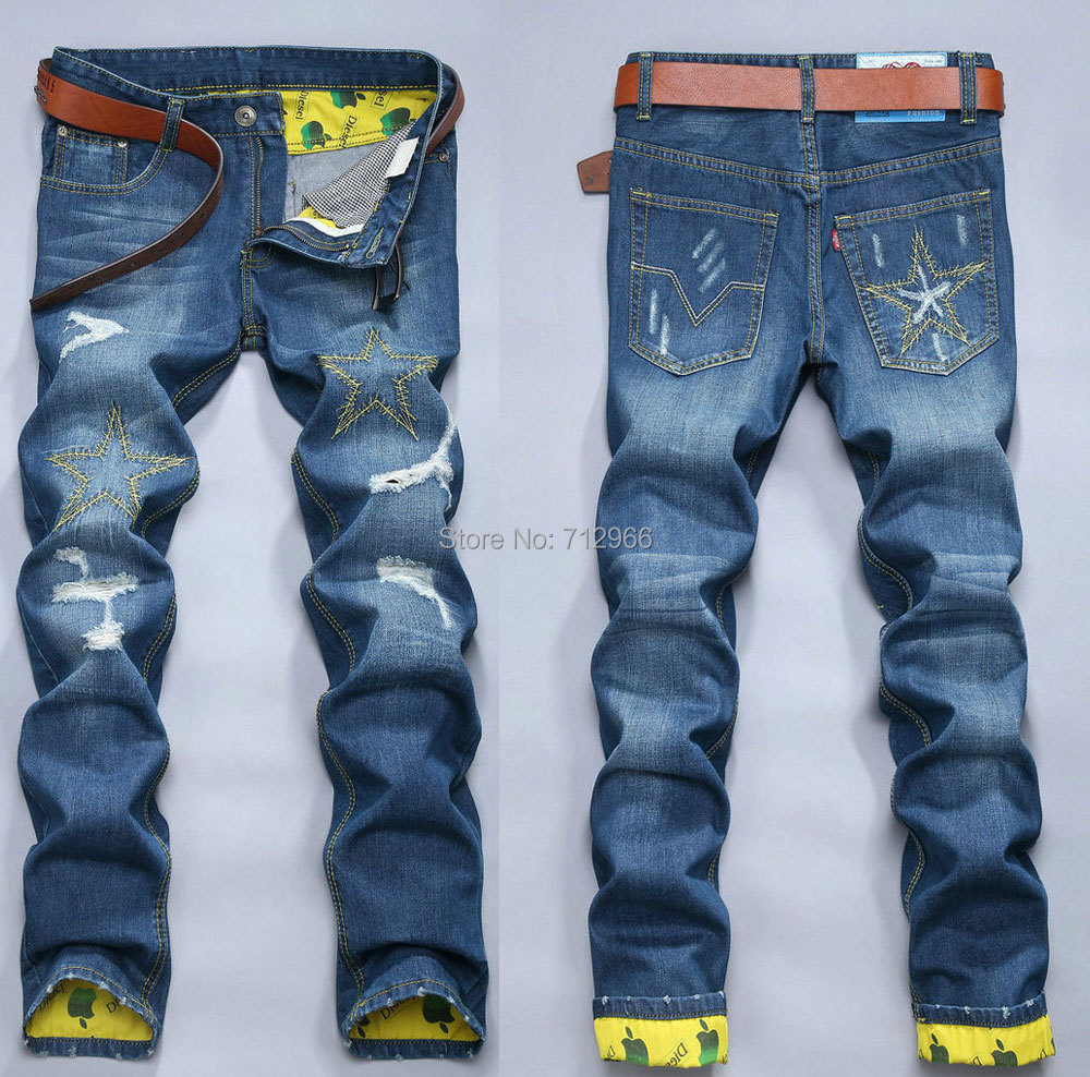 Ripped Jeans for Men Luxury Promotion-Shop for Promotional Ripped ...