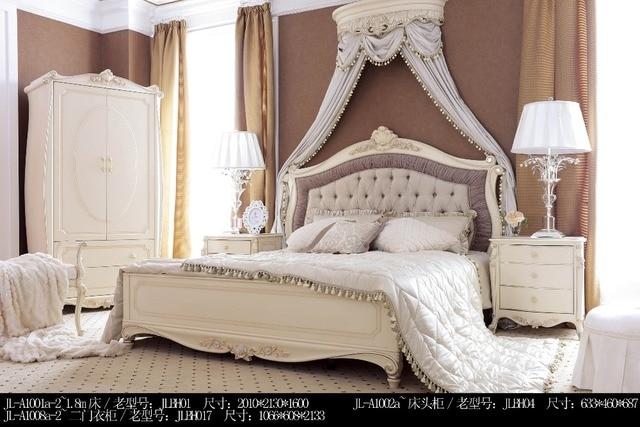 Camere Da Letto Stile Francese : Letto classico stile francese mobili camera da letto set in letto