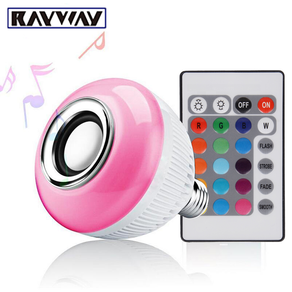 Lâmpadas Led e Tubos rayway rgbw inteligente sem fio Estilo : Led Music Bulb