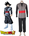 Free Shipping Dragon Ball Super Goku Black Fighting Uniform Anime Cosplay Costume