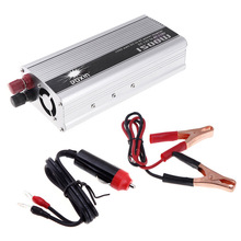 Professional 1500W WATT DC 12V to AC 110V Portable Car Power Inverter Charger Converter Transformer for Car Truck Pickup