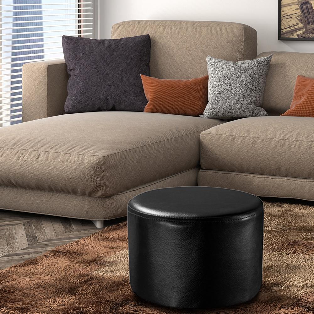Bonito Muebles Otomana Negro Ronda Fotos - Muebles Para Ideas de ...