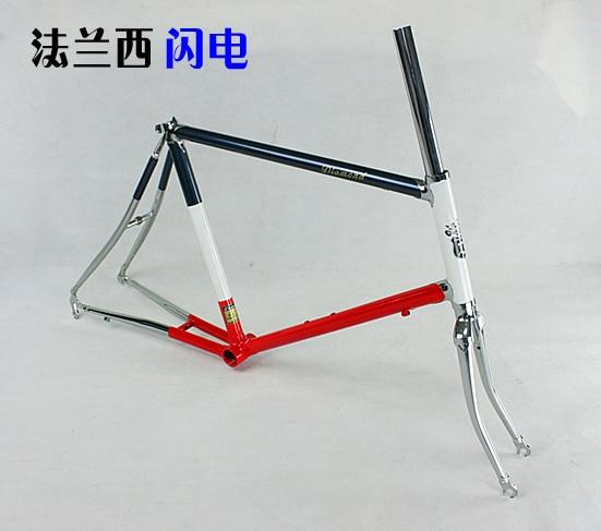 Cheap LUG frame / chrome-molybdenum steel road frame / Ferry Frame / 451frame / LUG 520
