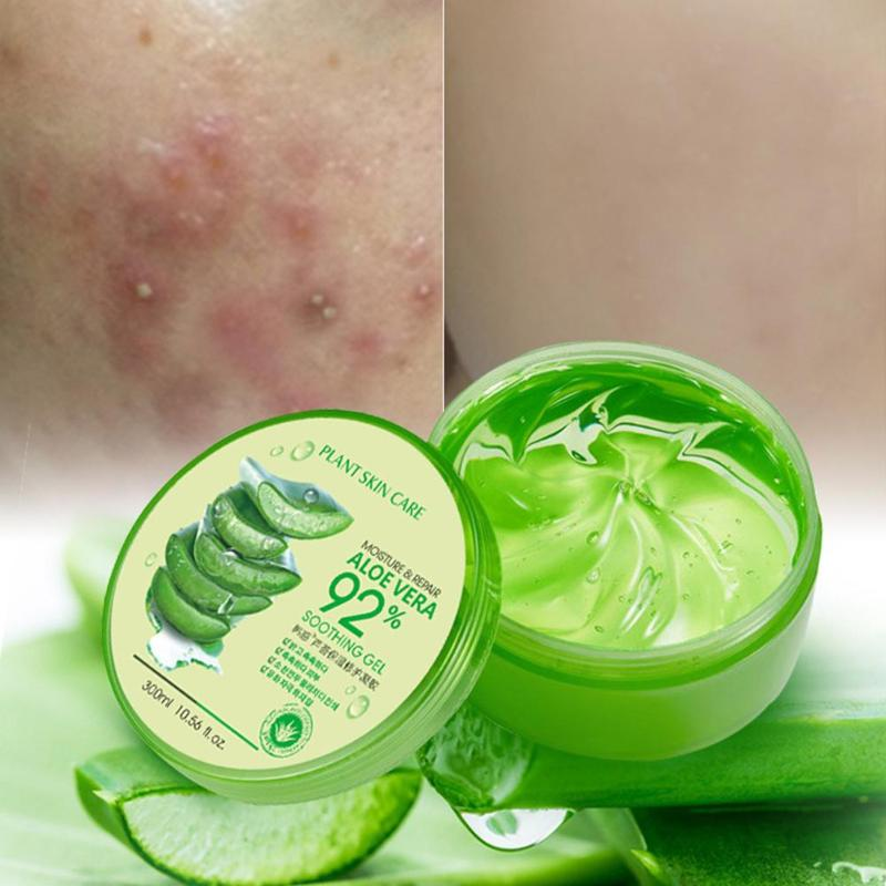 1 Box Natural Aloe Vera Gel Nourishing Face Mask Smoothing Moisturizing Face Cream Skin Care Anti Wrinkles Acne Treatments in Treatments Masks from Beauty Health