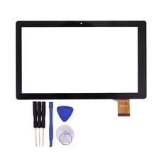 10.1 pulgadas de Pantalla Táctil ZP9193-101 Ver.01 para 101 Magnus 101d Neón Tablet Panel de Cristal Digitalizador con Herramientas de Reparación