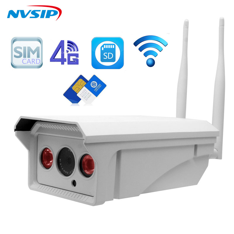 Full HD 720P 960P 1080P HD Bullet IP Camera Wireless GSM 3G 4G SIM Card IP Camera Wifi Outdoor Waterproof iPhone Android owlcat hd 1080p 960p bullet ip camera wifi outdoor gsm 3g 4g sim card sd slot ir p2p iphone android remote view cctv wifi camera