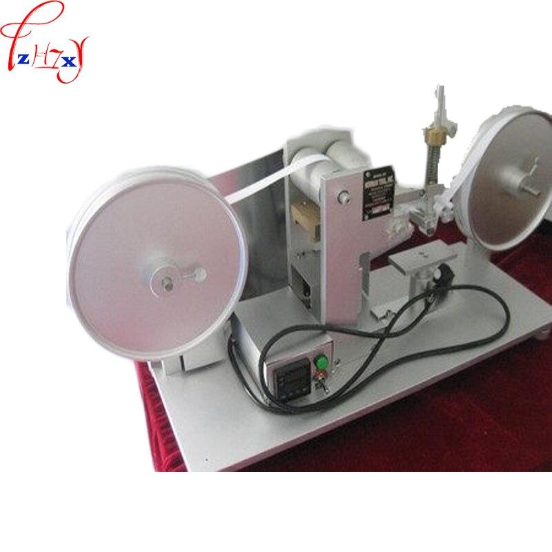 220 V 1 PC RCA machine de testeur d'abrasion de ceinture de papier 7-IBB-CC RCA machine de test d'instrument résistant à l'usure de ceinture de papier